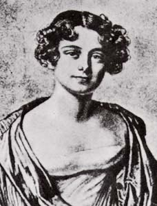 portrait of Jane Franklin