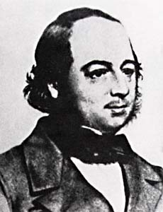 Frederick Strange - biography John Gould Md