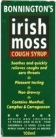 Irish Moss cough syrup
