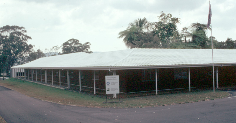 Atherton Herbarium - Tropical Forest Research Centre Laboratories