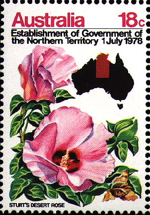 Northern Territory - Floral Emblems - Australian Plant Information